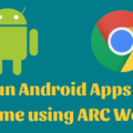 arc welder download for pc