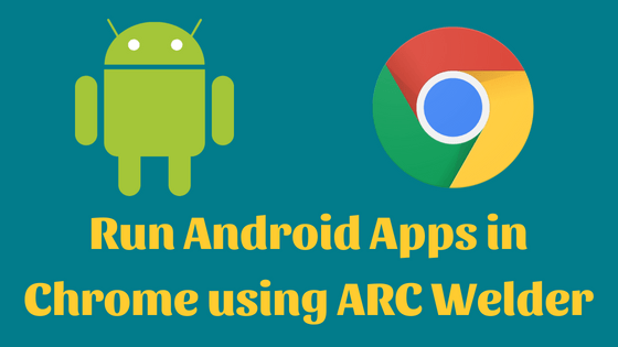 arc welder download for pc