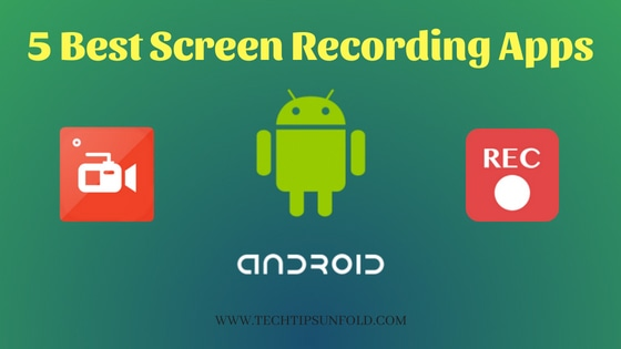 best-screen-record-app-android
