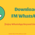 Download FM WhatsApp v7.5.1 APK