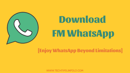 Download FM WhatsApp v7.5.1 APK