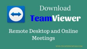 TeamViewer Free Download for Windows 10/8/7