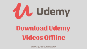 3 Ways to Download Udemy Videos Offline