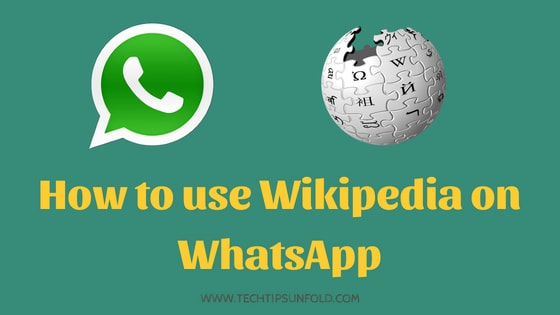how to use whatsapp wiki