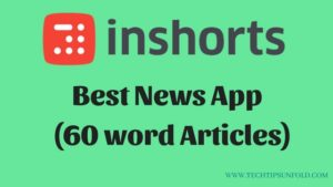 Download InShorts for PC – Best Short News App for Android