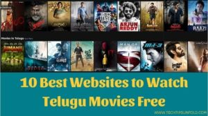 10 Best Site to Watch Telugu Movies Online
