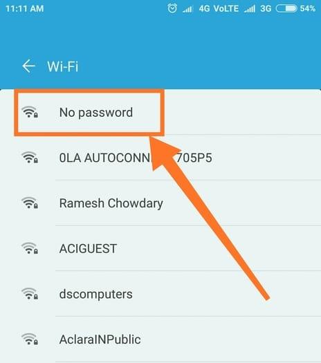creative wifi names
