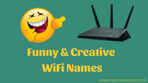 75+ Cool, Creative and Funny WiFi Names for Your Network