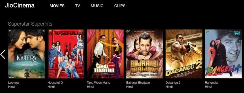 watch telugu movies online - jio cinema