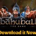 bahubali the game mod apk