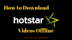 How to Download Hotstar Videos? (2 Easy Ways)