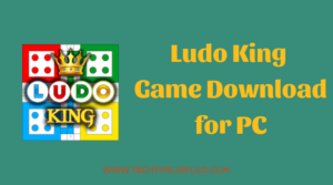 Download Ludo King for PC Windows 10/8/7 Laptop