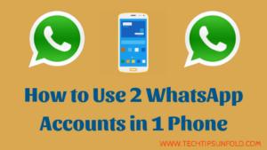 Parallel Space WhatsApp Download & Create Dual WhatsApp Accounts