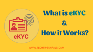What is eKYC and How it Works? (Simple Terms)