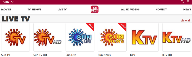 Download Sun NXT App for PC Windows 10/8/7 (Official)