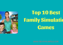best family simulation games